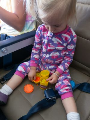 PlayDoh makes a surprisingly good airplane toy